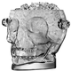 Brainfreeze Glass Skull Ice Bucket - 54 oz