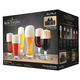 Final Touch Mini Beer Tasting Glass & Accessories Set - 13 Pieces