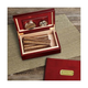 Personalized Cherry Wood Cigar Humidor