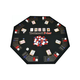 Tabletop Poker Mat Deluxe Travel Set