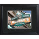 Miami Dolphins Personalized NFL Pub Sign Print