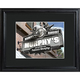 Oakland Raiders Personalized NFL Pub Sign Print