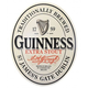 Guinness Extra Stout Label 3D Oval Bar Sign