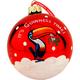 Guinness Toucan Christmas Bulb Tree Ornament