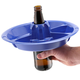The Go Plate 10 Pack - Blue - Reusable Food & Beverage Holder