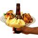 The Go Plate - Reusable Food & Beverage Holder