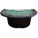 Deluxe Casino Blackjack Game Table
