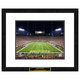 Green Bay NFL Framed Double Matted Stadium Print