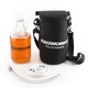 KegWorks Glass Beer Growler Gift Set