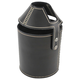 Beer Growler Holder - Black Leather