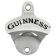 Guinness Cast Iron Beer Bottle Opener - Wall Mounted