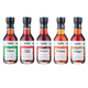 Hella Bitters Cocktail Bitters Variety 5 Pack - 1.7 oz Bottles