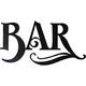 Bar 3D Lettering Metal Sign
