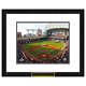 Houston Astros MLB Framed Double Matted Stadium Print
