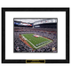 Houston Texans NFL Framed Double Matted Stadium Print
