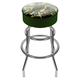 Camouflage Padded Swivel Bar Stool