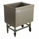 Portable Stainless Steel Ice/Beer Trough