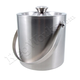 Small Stainless Steel Ice Bucket -  1 1/2 qt.