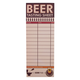 Beer Tasting Notepad - Pad of 30 Sheets