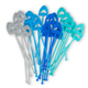 Shark Plastic Stir Sticks - Pack of 25
