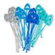 Shark Plastic Stir Sticks - Pack of 25