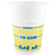Beer Me Disposable Plastic Cups - 16 oz - Pack of 50