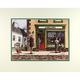 Irish Pub Personalized Double Matted Print