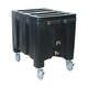 The Ice Caddy - Mobile Ice Bin - Red