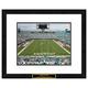 Jacksonville Jaguars NFL Framed Double Matted Stadium Print
