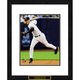 Derek Jeter Framed Double Matted MLB Print