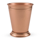 Mint Julep Cup - Hammered Copper - 12 oz