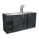 Glastender Kegerator - 3 Faucets