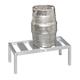 2 Keg Beer Storage Rack