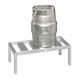 3 Keg Storage Rack