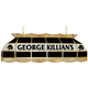 George Killian's Stained Glass Pool Table Light
