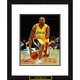 Kobe Bryant Framed Double Matted NBA Print