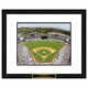 Los Angeles Dodgers MLB Framed Double Matted Stadium Print