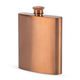 W&P Copper Plated Stainless Steel Flask - 7 oz