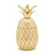 W&P Pineapple Cocktail Tumbler - 12 oz - Aluminum with Gold Finish
