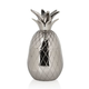 W&P Pineapple Cocktail Tumbler - 12 oz - Aluminum with Silver Finish