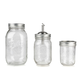 The Mason Tap Mason Jar Pour Spout Kit - 4 Pieces
