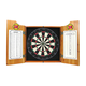 Miller High Life Cabinet Dart Board Set