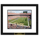 Miami Dolphins NFL Framed Double Matted Stadium Print