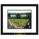 Milwaukee Brewers MLB Framed Double Matted Stadium Print