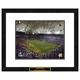 Minnesota Vikings NFL Framed Double Matted Stadium Print
