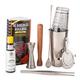 Mixologist Basic Starter Bar Set - Includes Tools & Ingredients