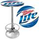Miller Lite Pub Table