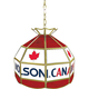 Molson Canadian Stained Glass Tiffany Lamp