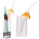 Paper Parasol Umbrella Straws - Dozen