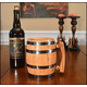 Oak Barrel Mug - 1 Liter - Finished